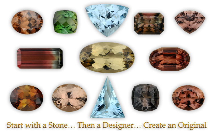 Ivey Gemstones home page